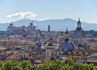 Dos días en Roma