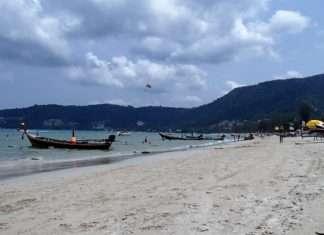 Patong Beach, Phuket, Tailandia. Fuente: Travelbugofficial.com