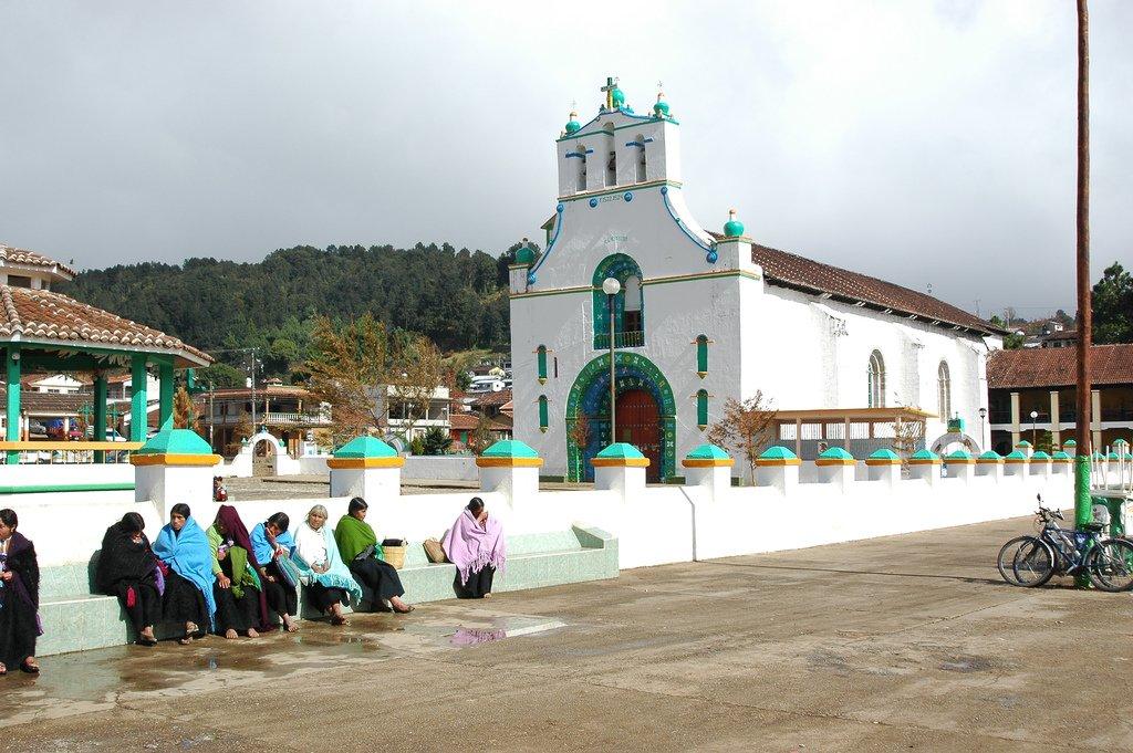 San Juan de Chamula (México)