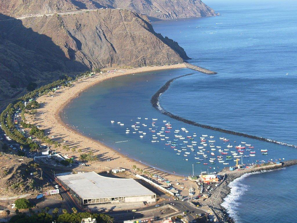 Playa de las Teresitas (Tenerife)