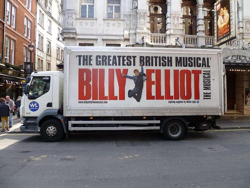Billy Elliot musical en Londres