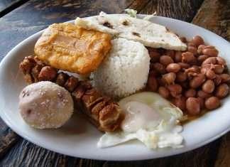Diez platos típicos de la cocina colombiana