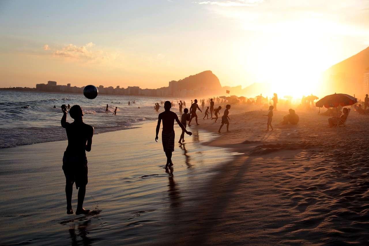 Playa de Copacabana - Pixabay