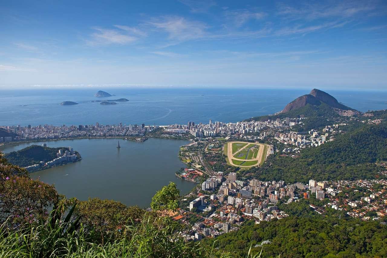 Lagoa Rodrigo De Freitas - Pixabay