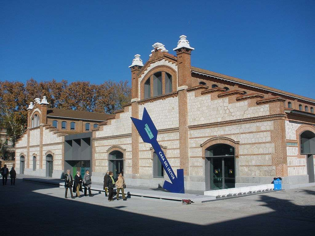 Antiguo matadero de Madrid