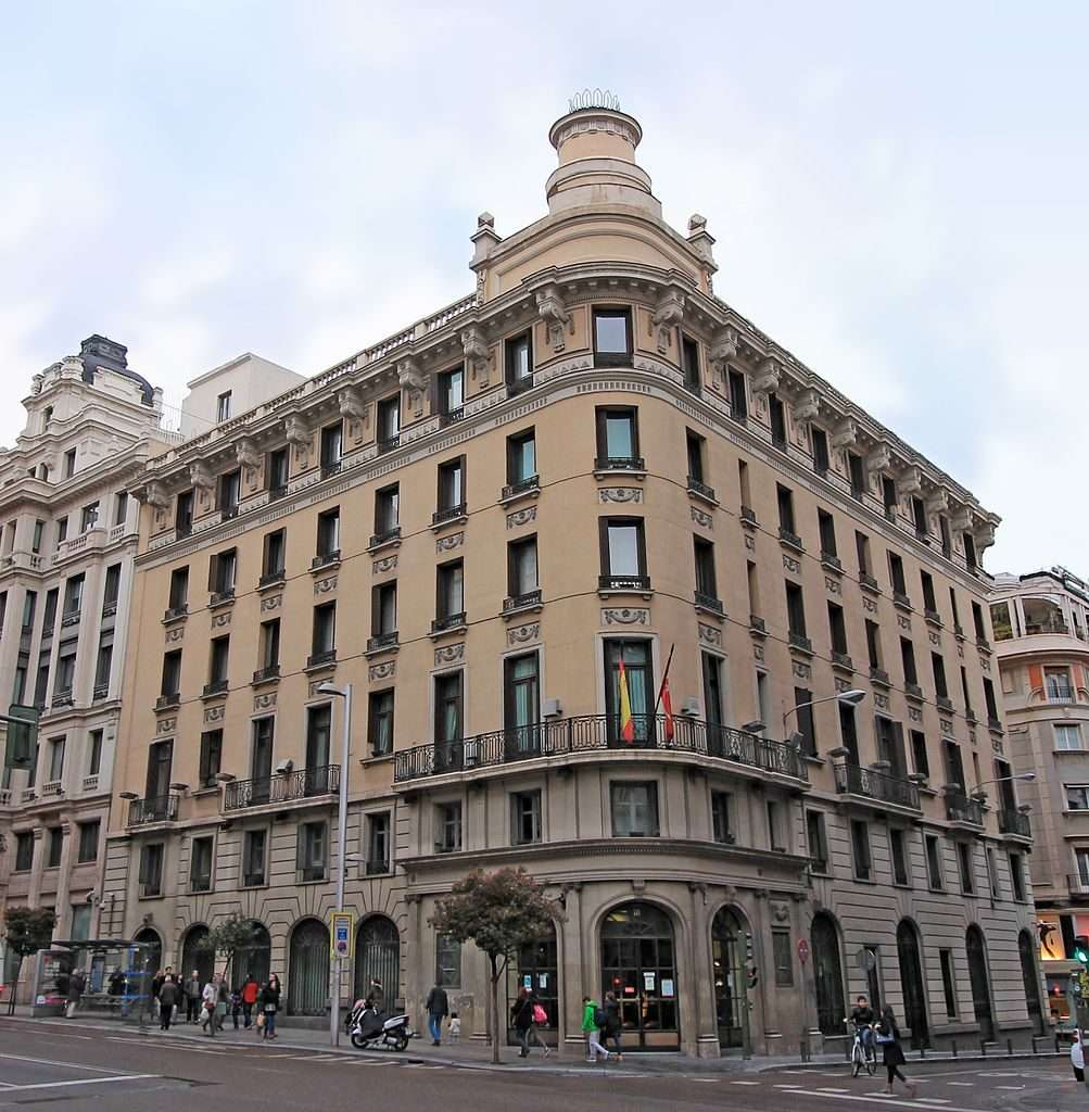 Antiguo Hotel Roma (Madrid)