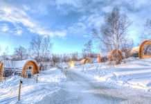 Kirkenes Norway