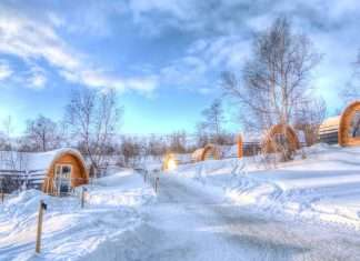 Kirkenes Norway