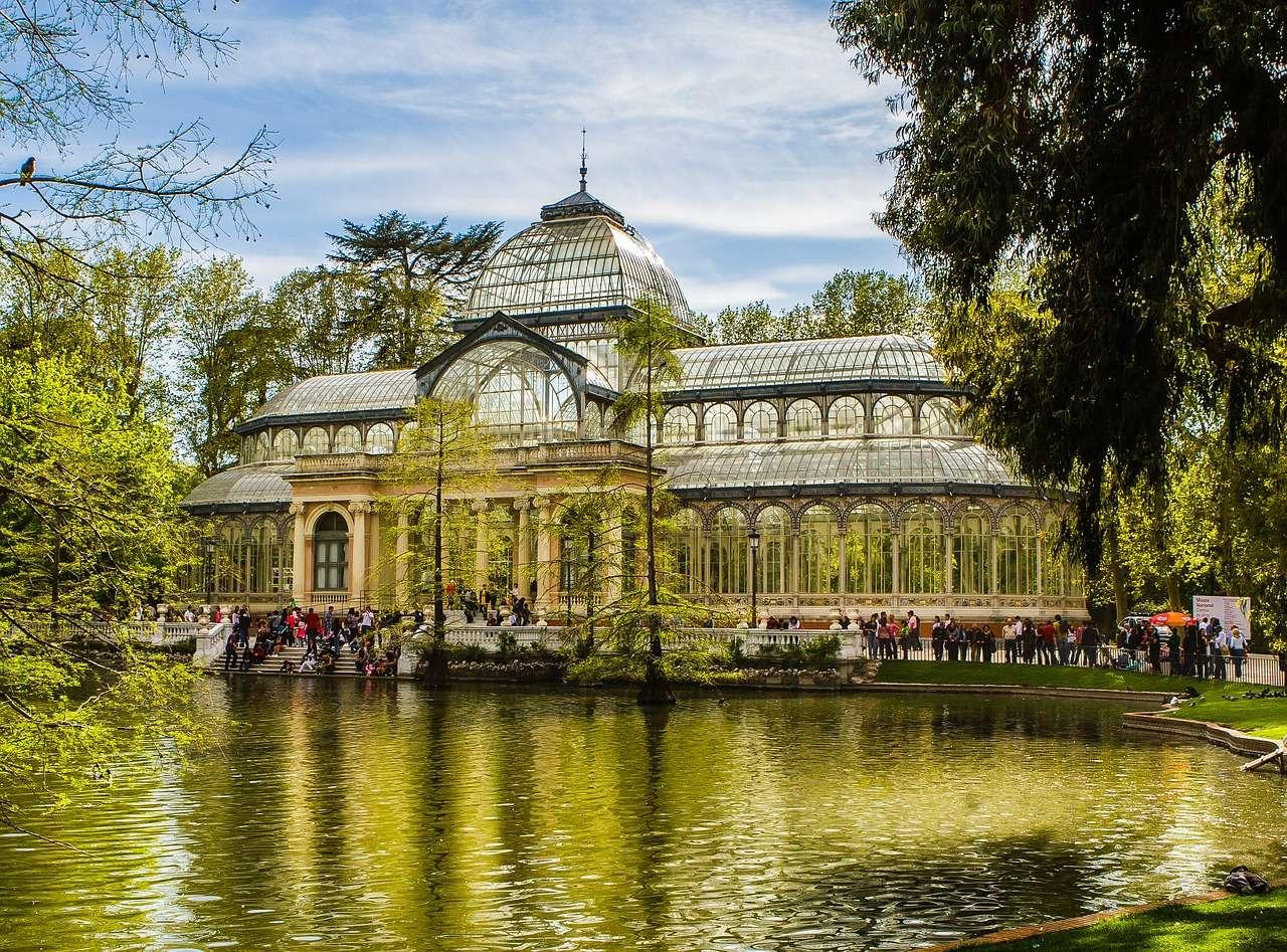 Palacio de El Retiro (Madrid)