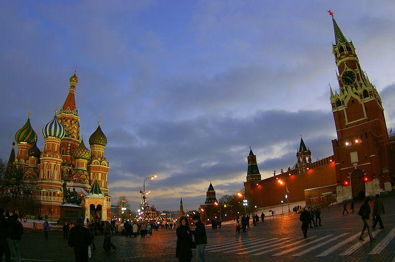 Qué ver en Moscú en tres días