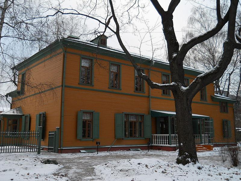 Qu ver en mosc en tres d as tourse viajes p - Casa palacete 1822 ...