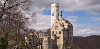 Los 8 castillos más impresionantes del mundo