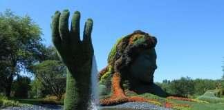 Jardín Botánico de Montreal