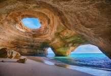 Cueva de Benagil (Algarve)