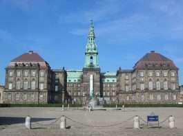 Palacio de Chritiansborg (Dinamarca)
