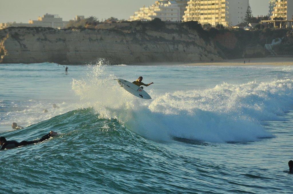 Playa de A Rocha (Algarve)