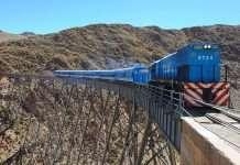 Los trenes más peligrosos del mundo