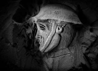 ciudades subterraneas de la I Guerra Mundial
