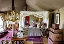 Singita Sabora Tended Camp