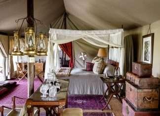 Singita Sabora Tended Camp