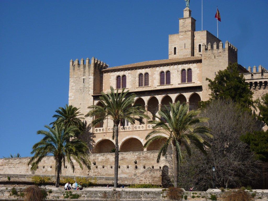 Palacio de la Almudaina (Palma de Mallorca)