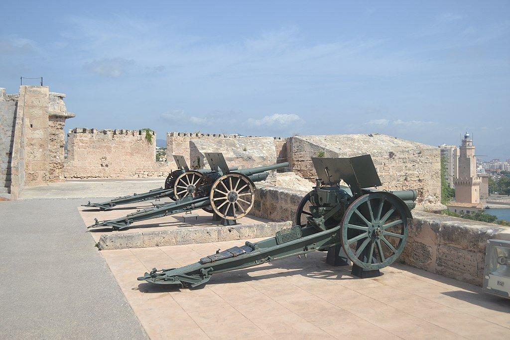 Museo Histórico Militar San Carlos