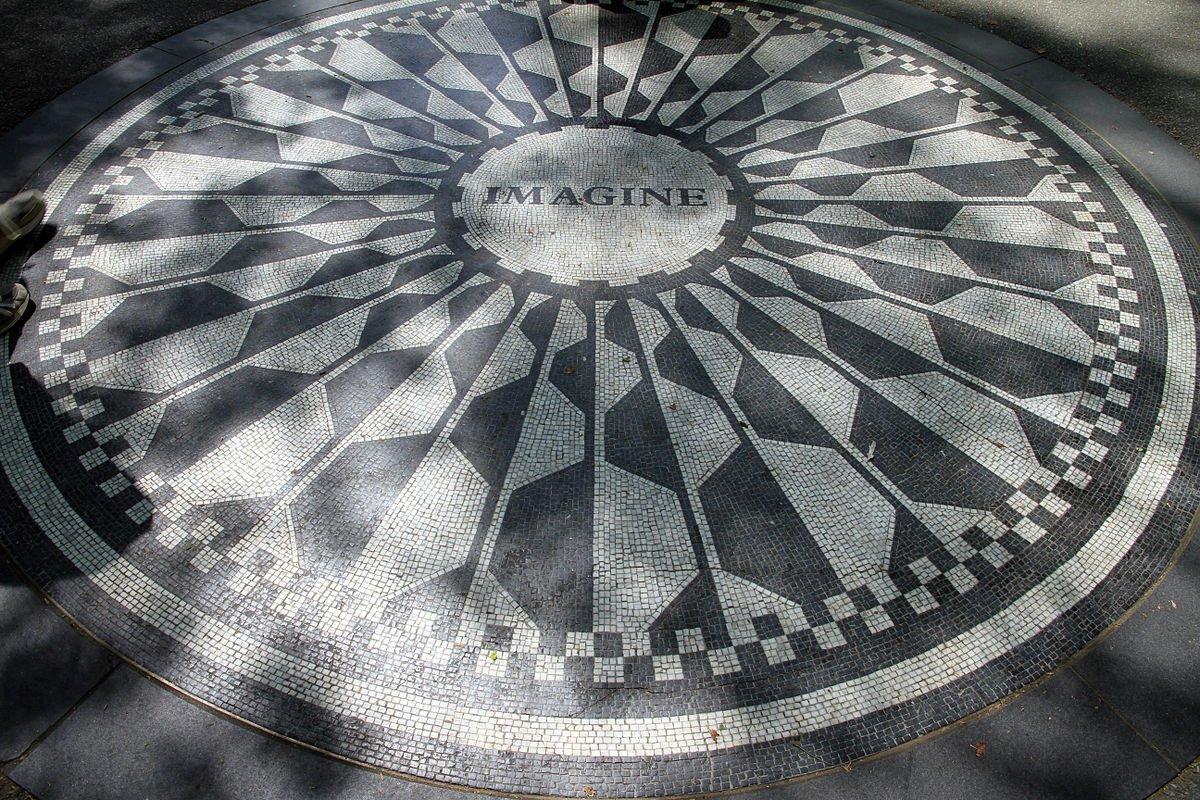 Memorial Central Park - Foto de Ingfbruno