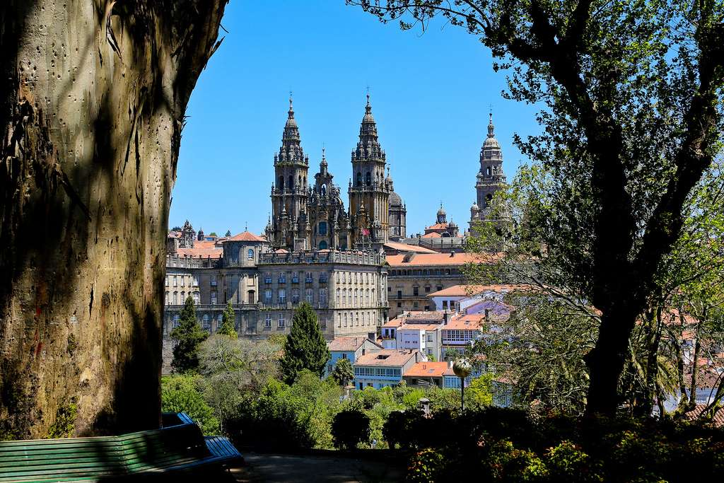 Alameda de Santiago de Compostela