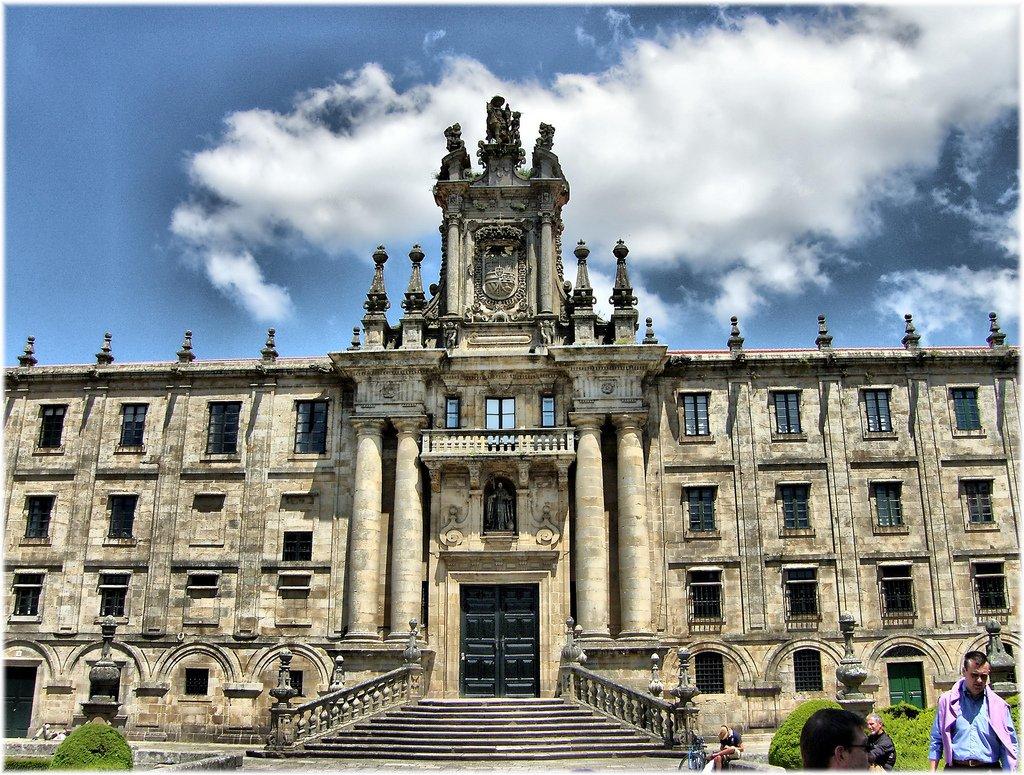 San Martín Pinario (Santiago de Compostela)