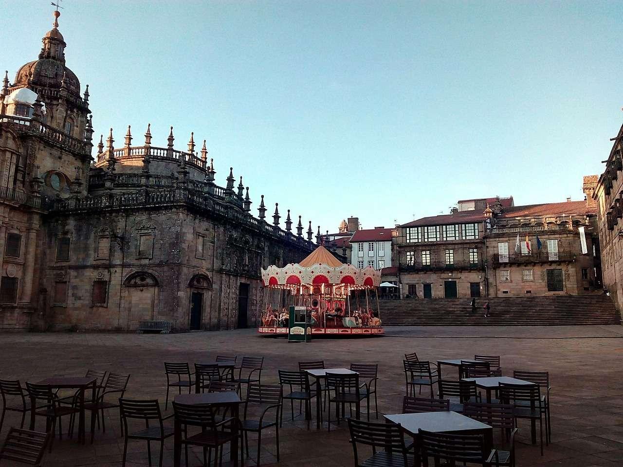 Praza da Quintana (Santiago de Compostela)