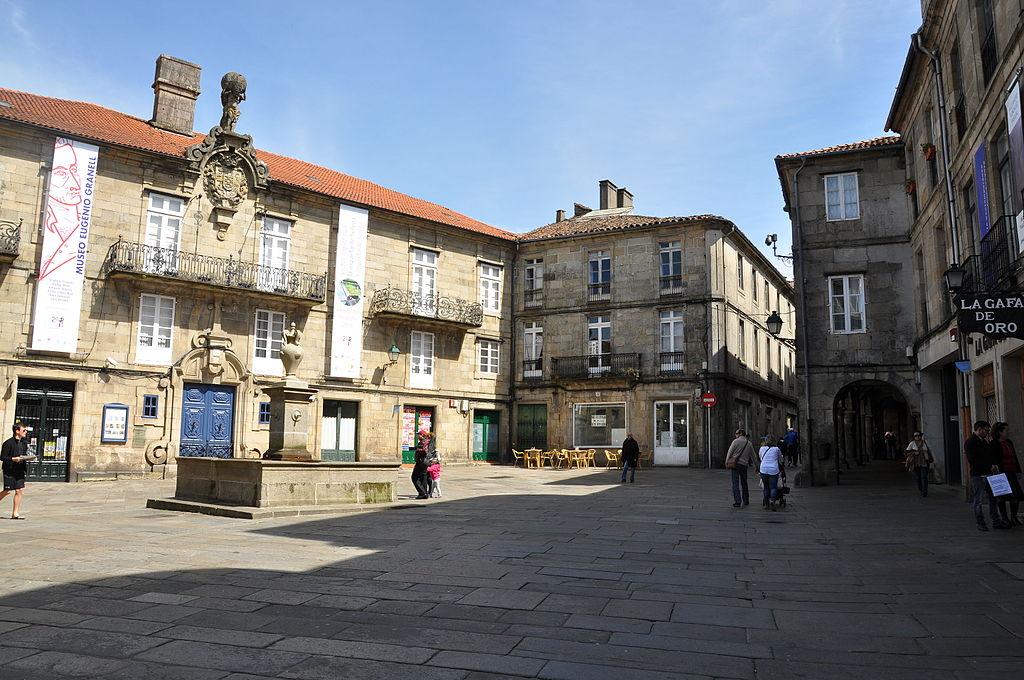 Praza do Toural (Santiago de Compostela)
