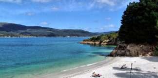 Playa Caolín (O Vicedo)