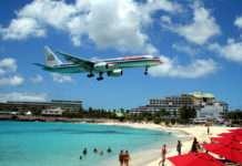 Isla de Saint Maarten