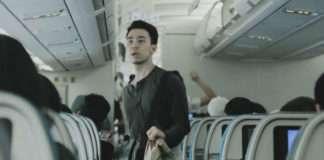 Pasear en avión