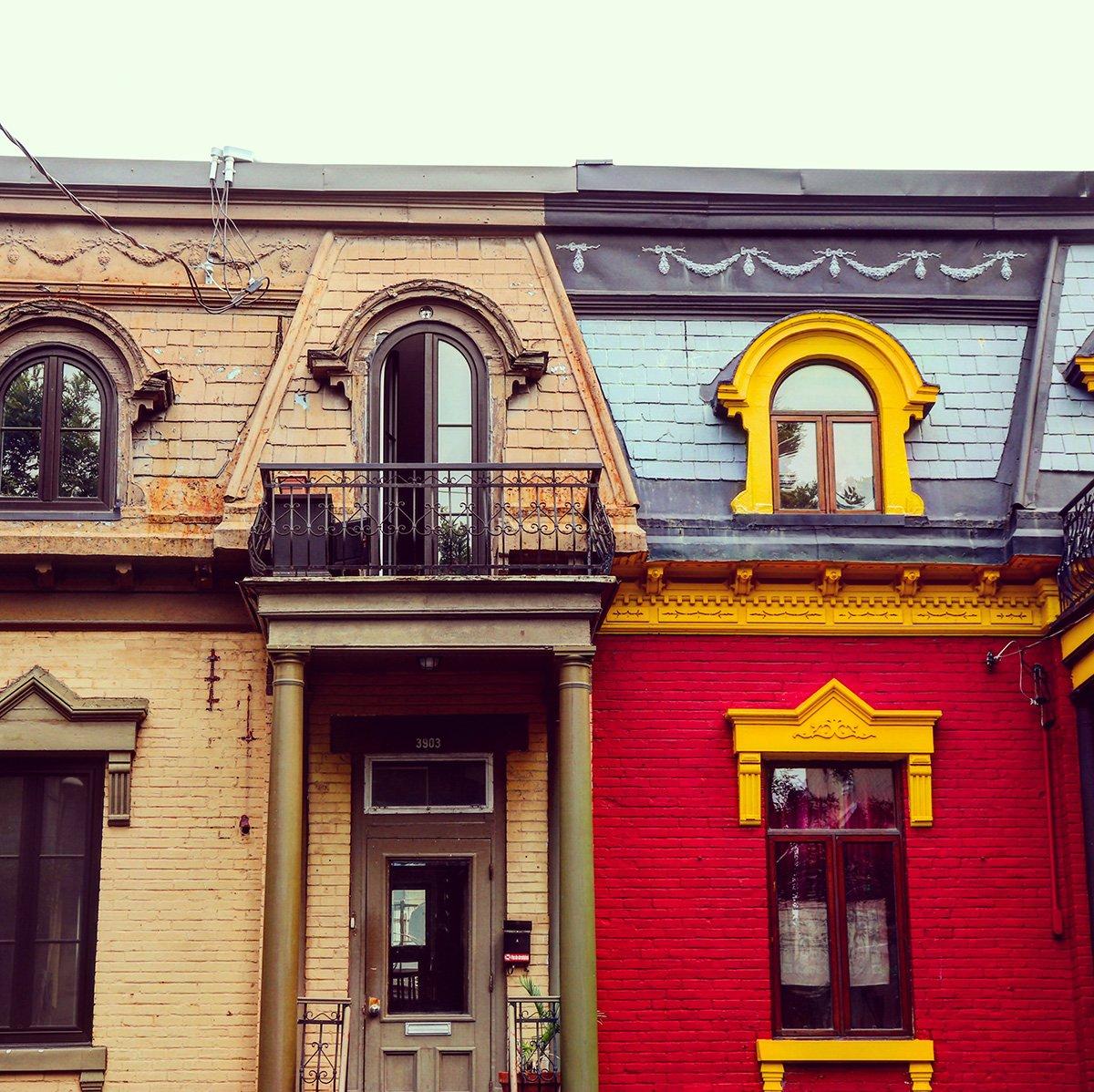 Le Plateau-Mont-Royal de Montreal