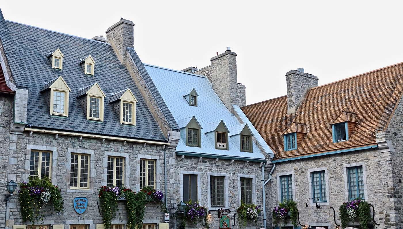 Quartier Petit Champlain de Quebec