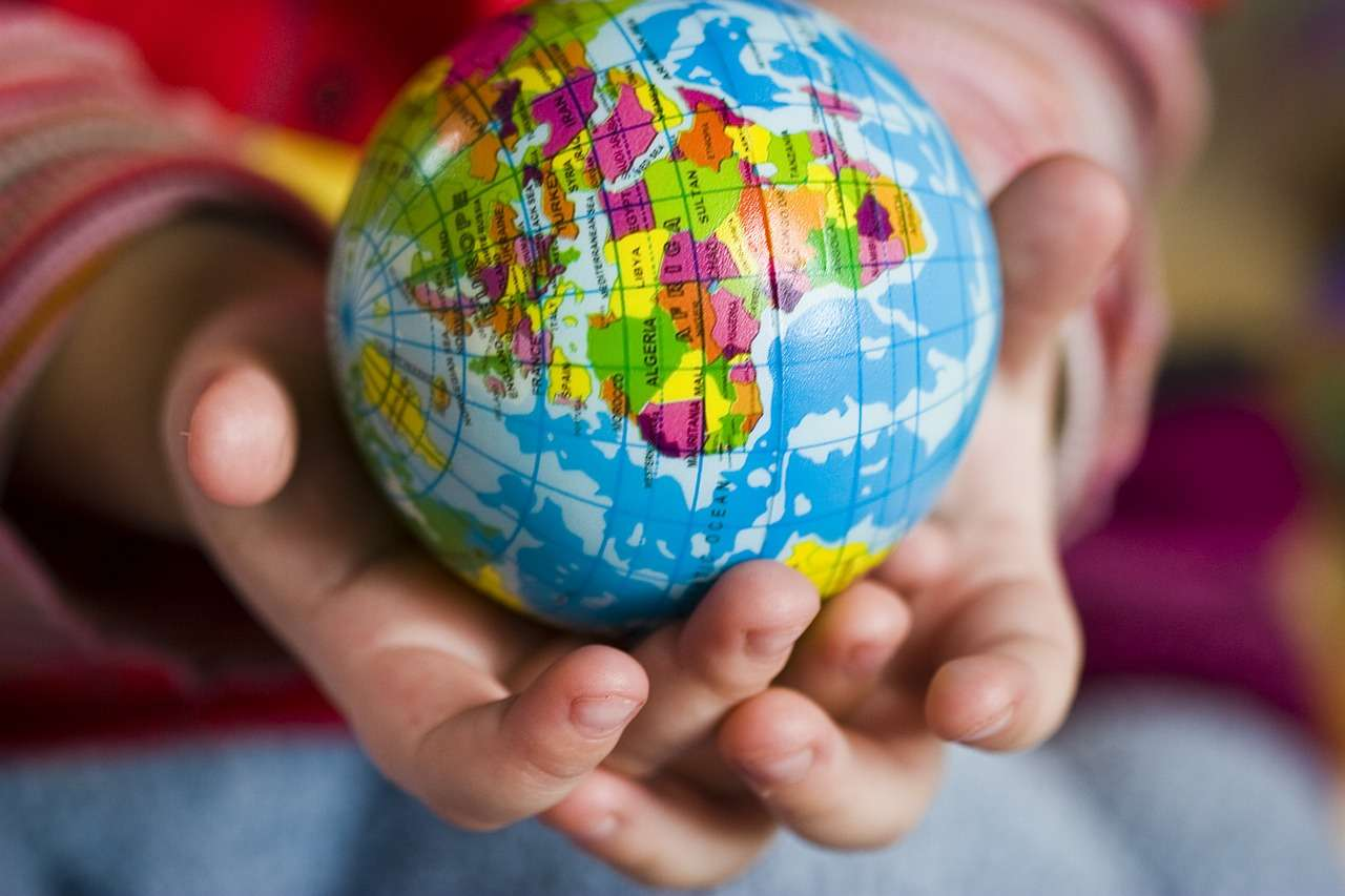El mundo en tus manos