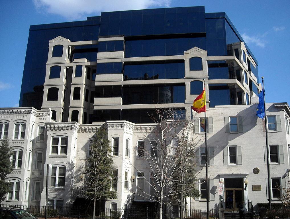 Embajada española en Washington