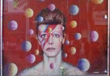 Bowie en Berlín