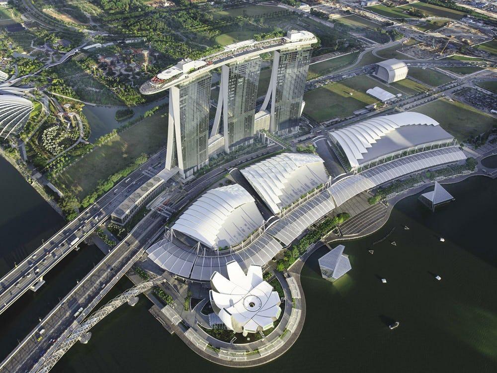 Resort Marina Bay Sands