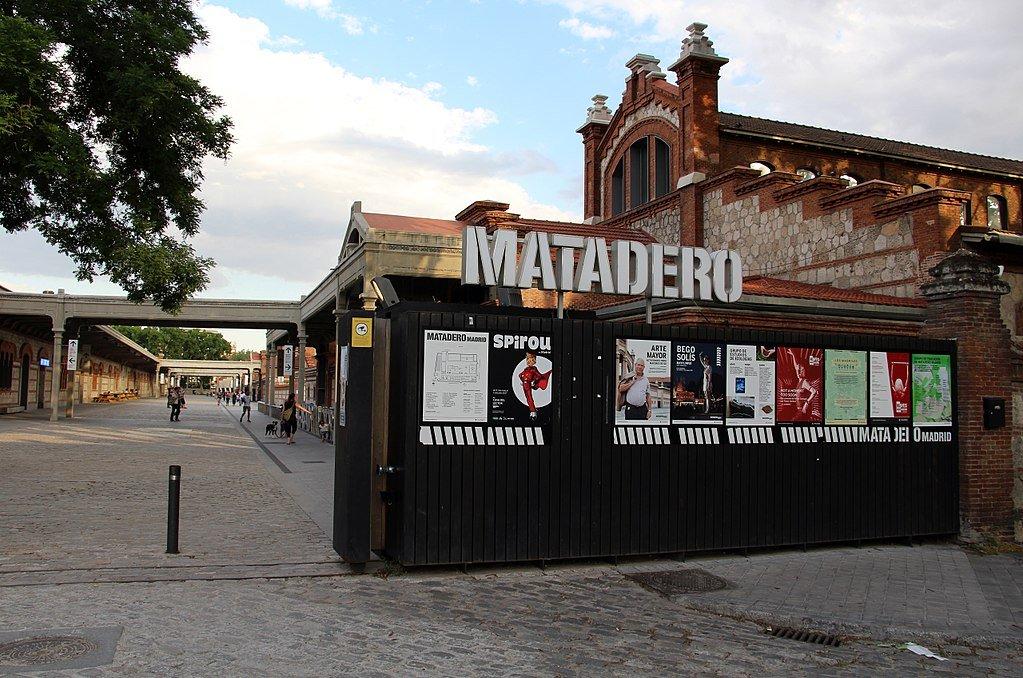 Terraza de Matadero