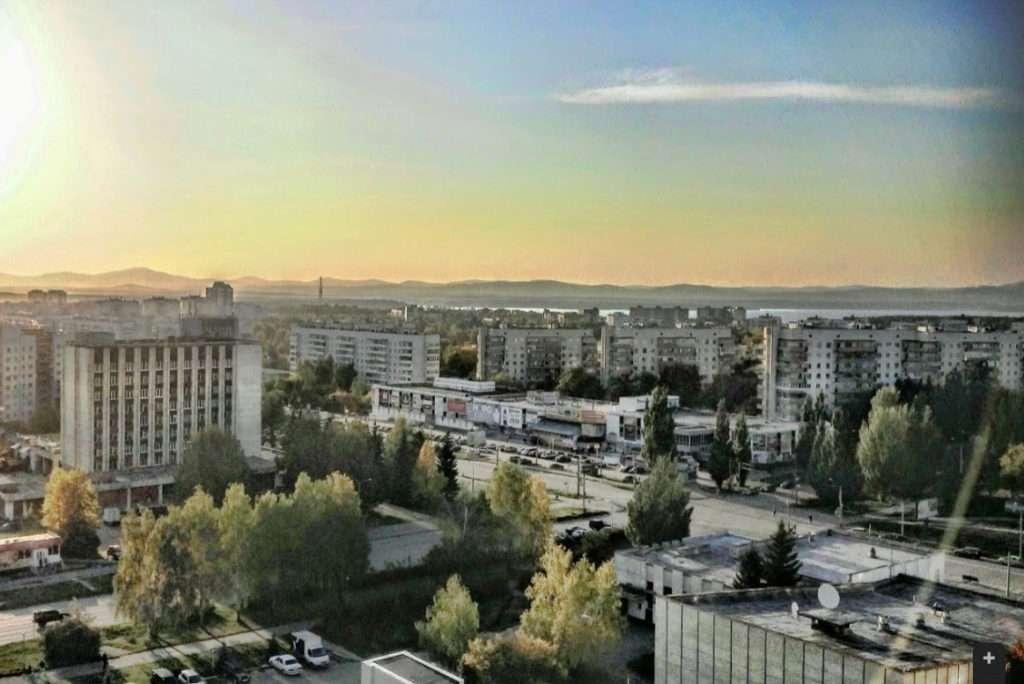 Ciudad 40 Rusia