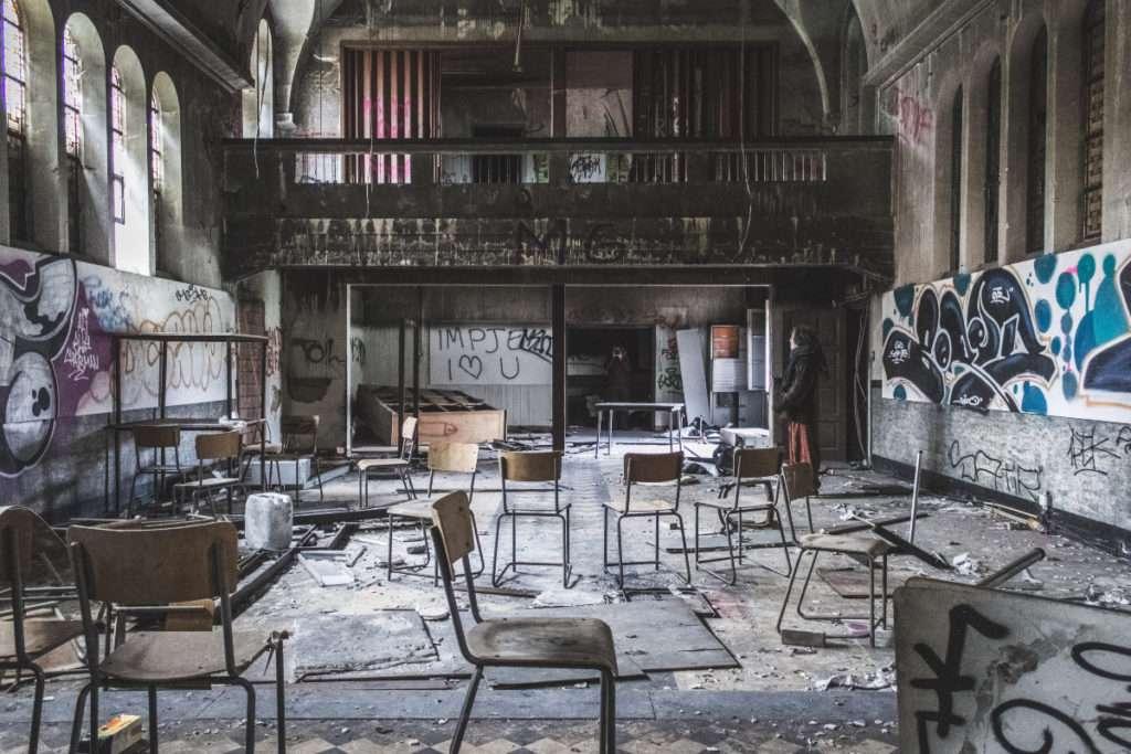 Urbex lugares abandonados
