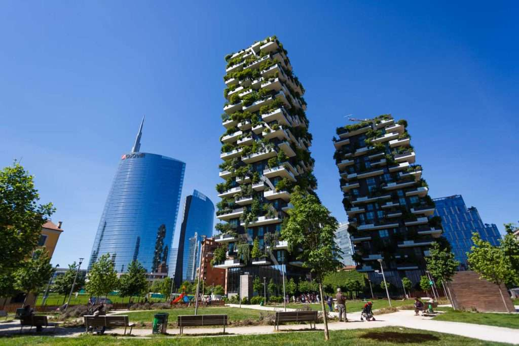 Bosque Vertical Milán