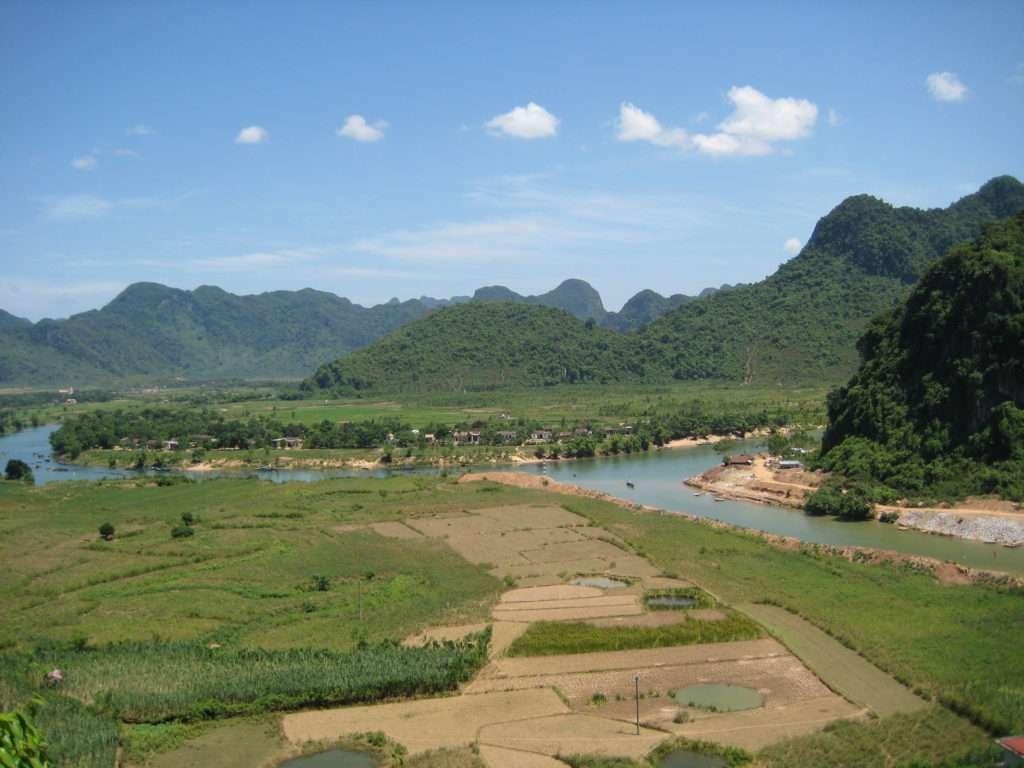 Parque Nacional Phong Nha Ke Bang