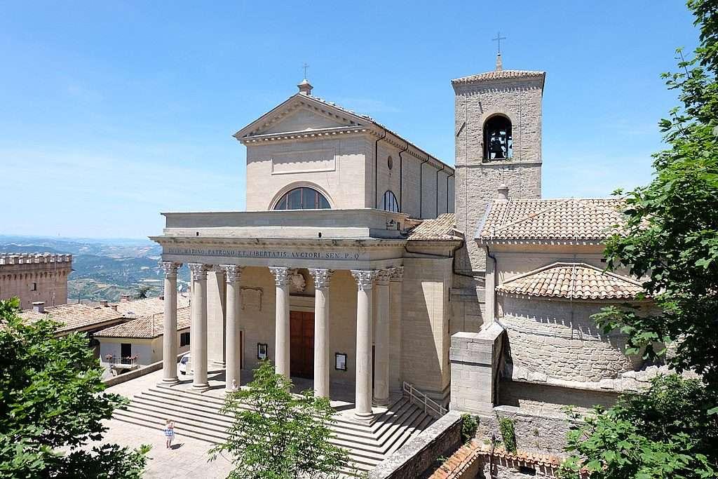Basílica de San Marino.