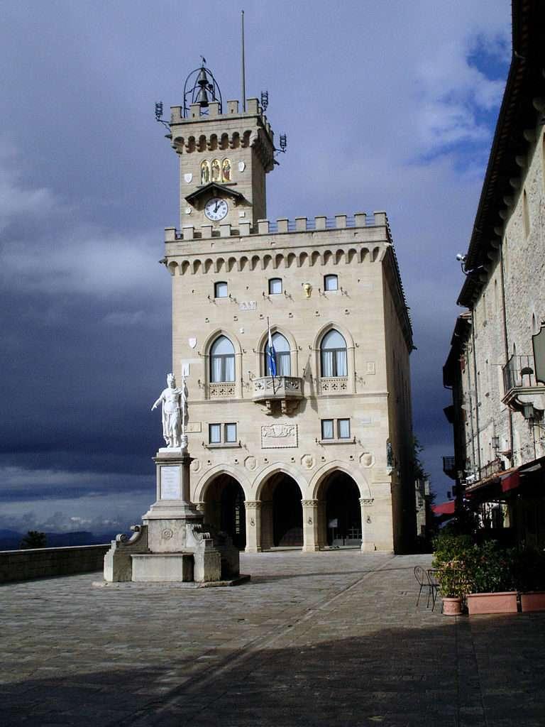 Palacio Público.