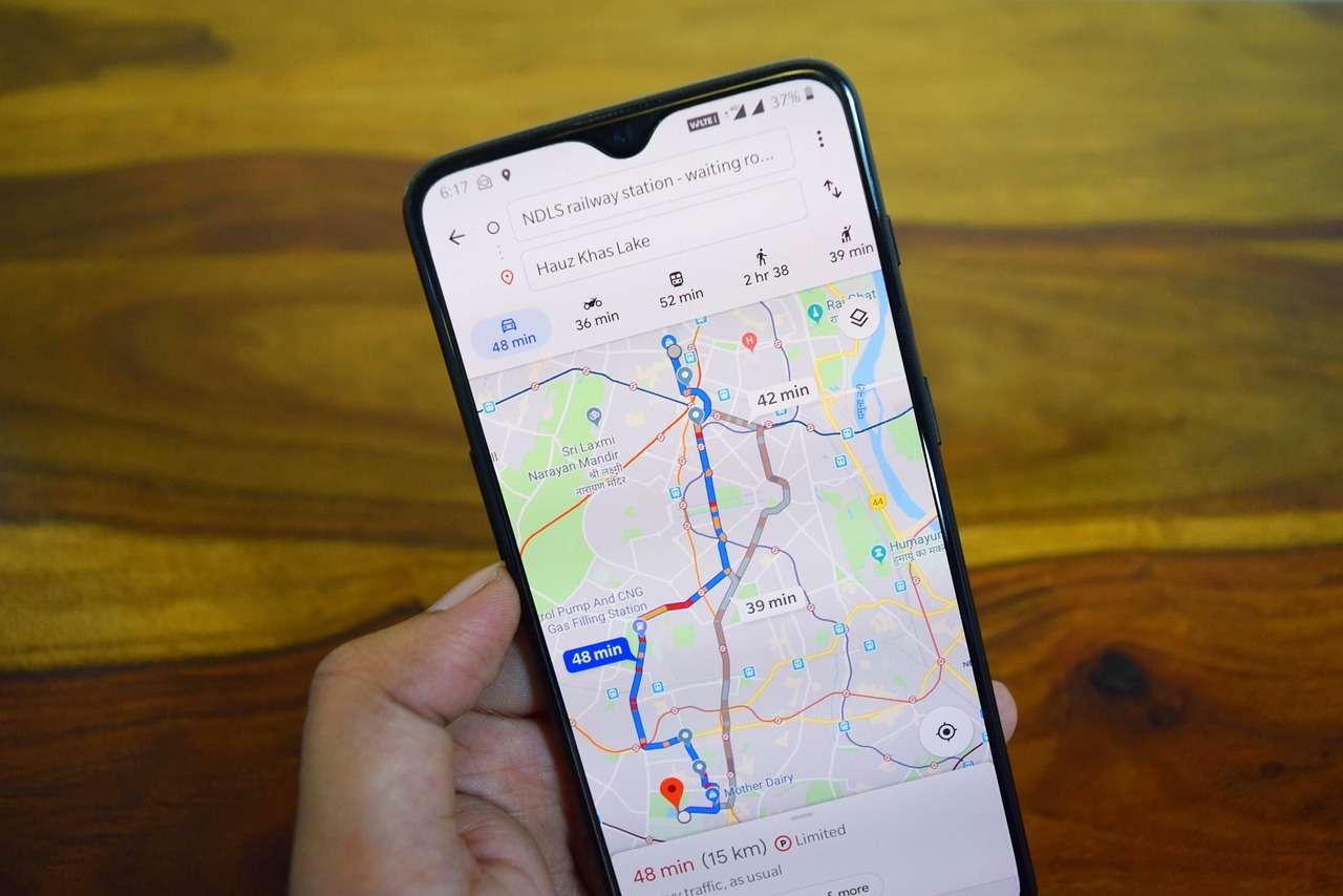 Algunos trucos para Google Maps que (tal vez) no conocías