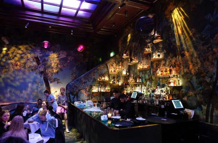 Sketch Glade Bar