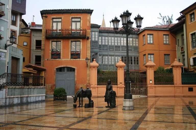 Ocho rincones imprescindibles de Oviedo